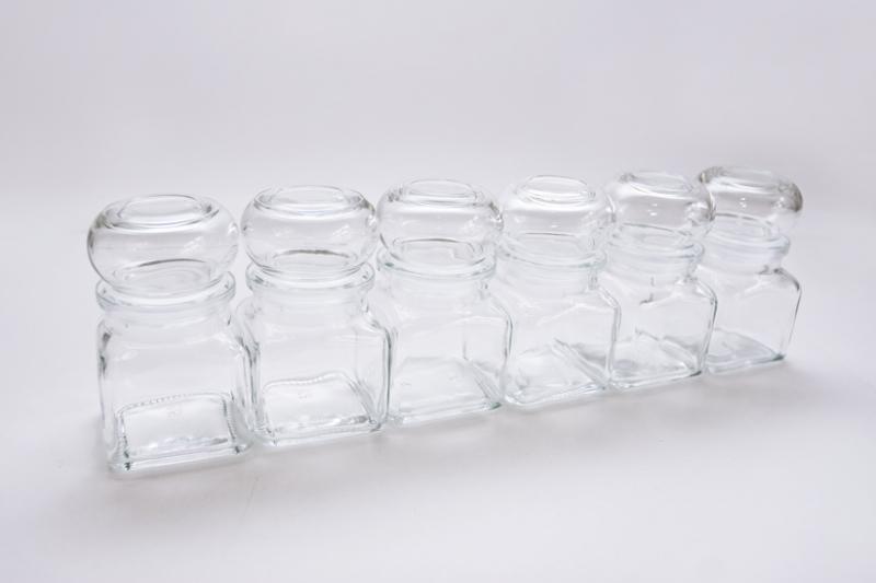 Kořenky - sada 6ks - 150 ml (Kořenky - sada 6ks - 150 ml )