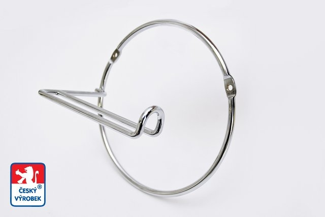 Držák toaletního papíru - kruh (Držák toaletního papíru - kruh)