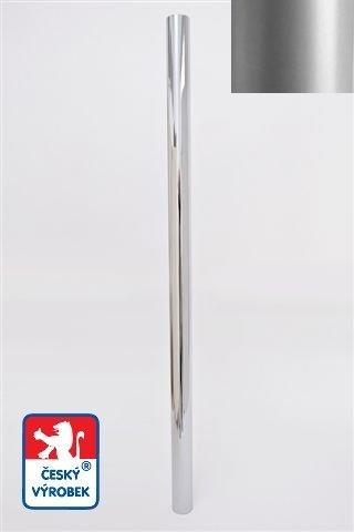 Multifunkční sloup 45 x 1000 mm - chrom matný (Sloup 45 x 1000 mm)